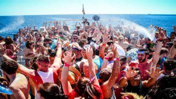 Fiestas en barco. Despedidas Málaga