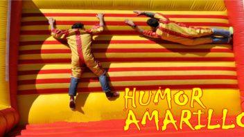 Humor amarillo. Despedidas Málaga