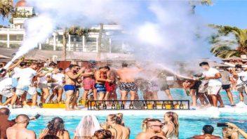 Fiestas en piscinas. Despedidas y cumpleaños en Málaga